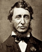 Thoreau portrait